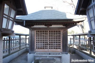 瓦葺氷川神社(上尾市瓦葺)16
