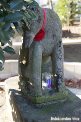 稲荷神社(上尾市瓦葺)16