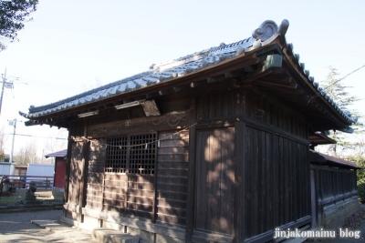 稲荷神社(上尾市瓦葺)8