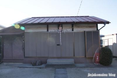 稲荷社(さいたま市見沼区堀崎町)4
