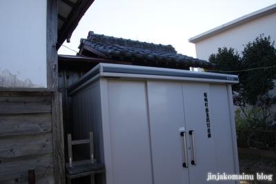 稲荷社(さいたま市見沼区堀崎町)7