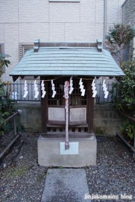 稲荷神社(春日部市粕壁)4
