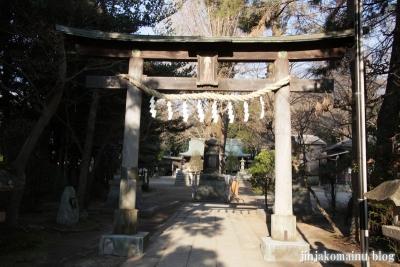 春日部八幡神社(春日部市粕壁)6
