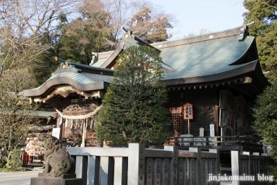 春日部八幡神社(春日部市粕壁)17