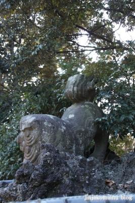 春日部八幡神社(春日部市粕壁)65