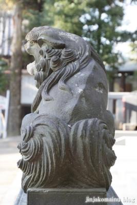 春日部八幡神社(春日部市粕壁)49