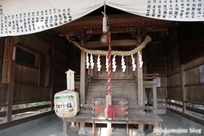 稲荷神社(春日部市粕壁)16