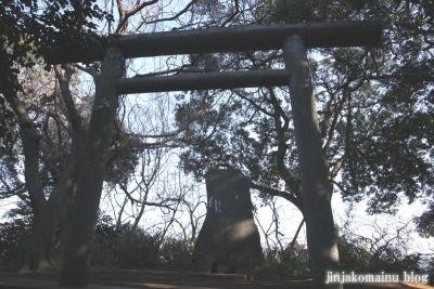 浅間神社(春日部市粕壁)3