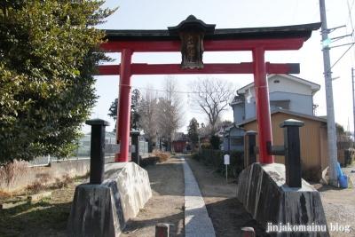 女体神社(春日部市梅田)4