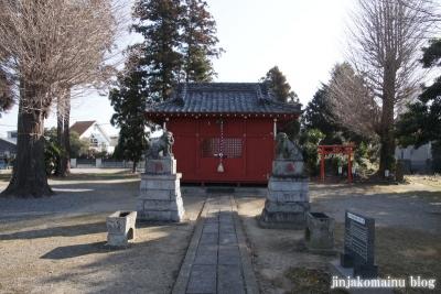 女体神社(春日部市梅田)6