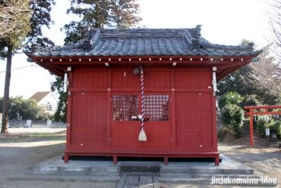 女体神社(春日部市梅田)9