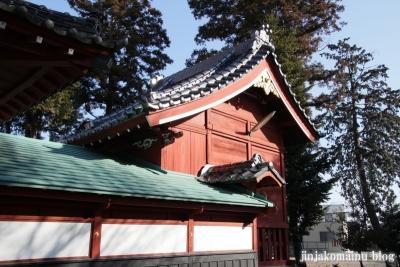 女体神社(春日部市梅田)11