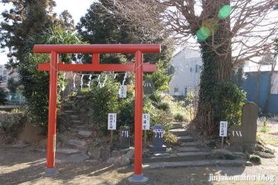 女体神社(春日部市梅田)14