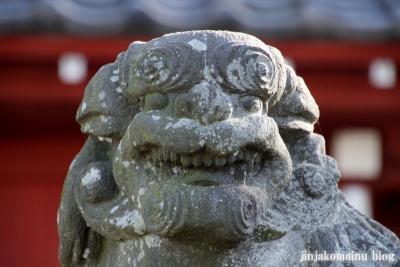 女体神社(春日部市梅田)28