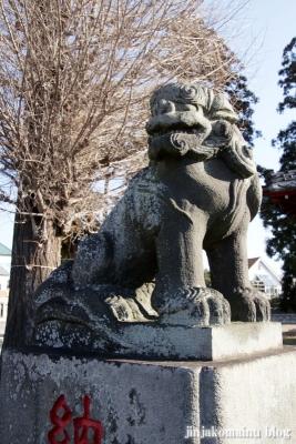 女体神社(春日部市梅田)24