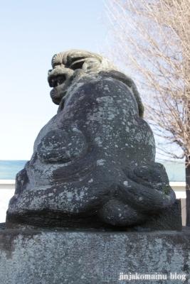 女体神社(春日部市梅田)22