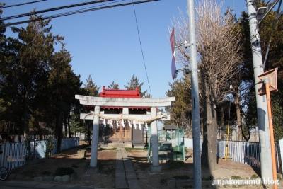 日枝神社(春日部市梅田)1