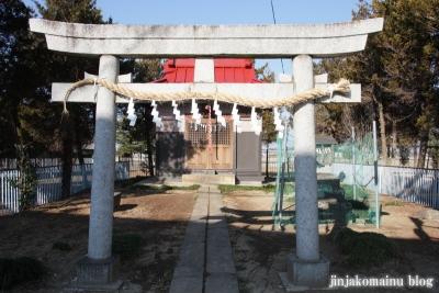 日枝神社(春日部市梅田)2