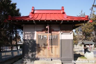 日枝神社(春日部市梅田)4