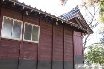 雷電社(春日部市梅田)6