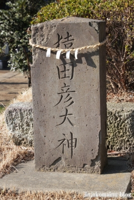 雷電社(春日部市梅田)16