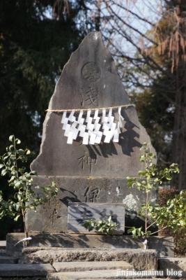 雷電社(春日部市梅田)17