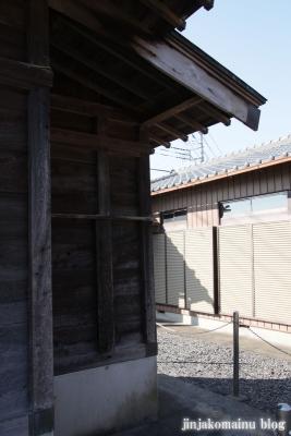 稲荷神社(春日部市内牧)6