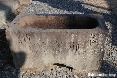 稲荷神社(春日部市内牧)3