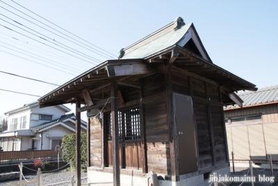 稲荷神社(春日部市内牧)5