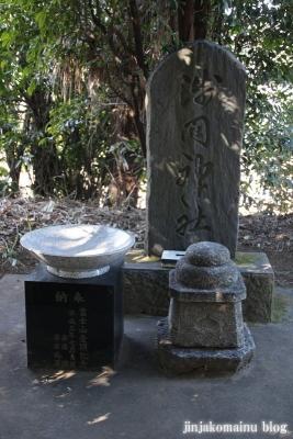 浅間神社(春日部市内牧)3