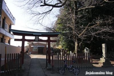 浅間神社(春日部市内牧)1