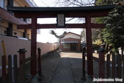 浅間神社(春日部市内牧)2