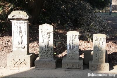 浅間神社(春日部市内牧)7