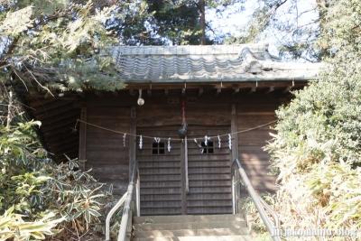 浅間神社(春日部市内牧)11