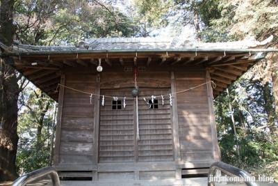 浅間神社(春日部市内牧)13