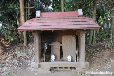 浅間神社(春日部市内牧)14