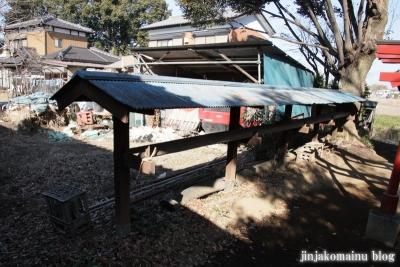 稲荷神社(春日部市内牧)7