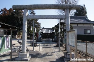 鷲香取神社(春日部市内牧)3