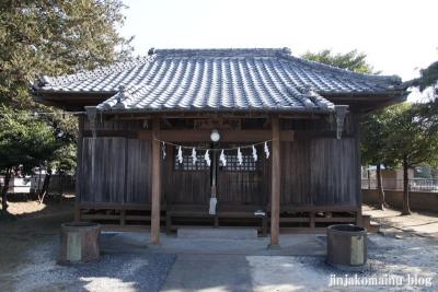 鷲香取神社(春日部市内牧)8