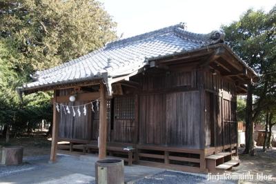 鷲香取神社(春日部市内牧)9