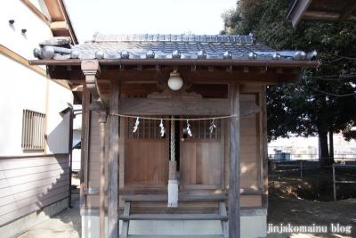 鷲香取神社(春日部市内牧)22