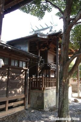 鷲香取神社(春日部市内牧)10