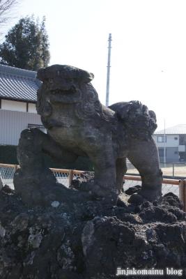 鷲香取神社(春日部市内牧)26