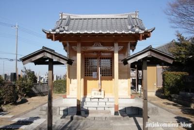 神明社(春日部市梅田本町)6