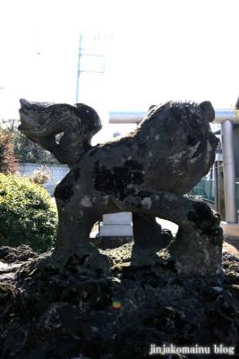 神明社(春日部市梅田本町)18