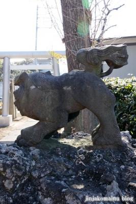 神明社(春日部市梅田本町)23