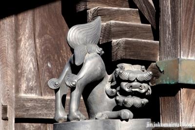 鷲神社(春日部市小淵)14