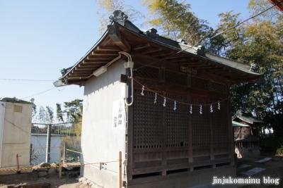 鷲神社(春日部市小淵)18