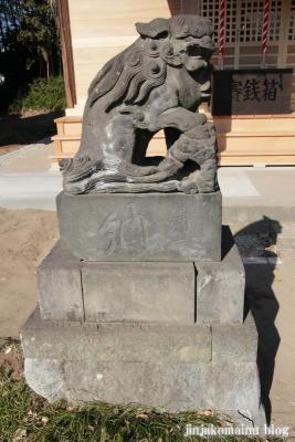 鷲神社(春日部市小淵)23
