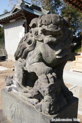 鷲神社(春日部市小淵)24